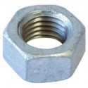 Full Nuts Galvanised Grade 8